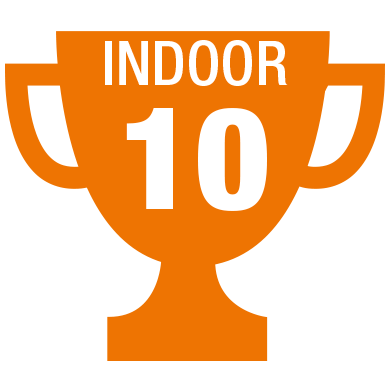 Top 10 Indoor
